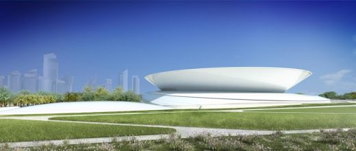 New Doha Tennis Stadium at Khalifa Sports Park