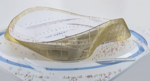 Washington Redskins American Football Stadium Design