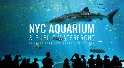 NYC Aquarium & Public Waterfront Architecture Competition