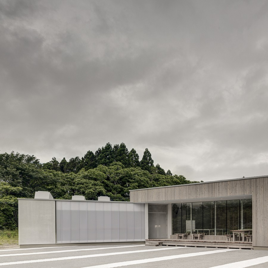 Orandajima House Afterschool Facility