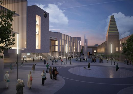 Oxford Station Design Ideas Competition