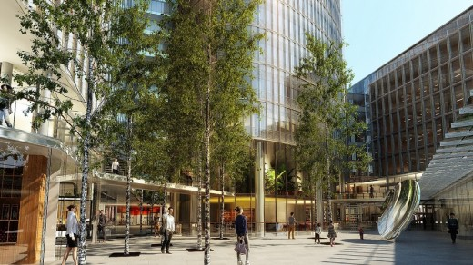 Paddington Place London Development
