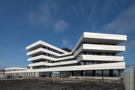 Port Centre and HQ Aarhus Architecture Walking Tours