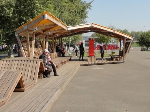 Riverside Terrace, Tatyshev Island