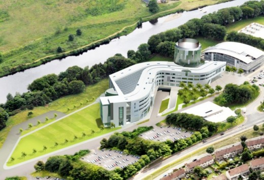 Robert Gordon University Garthdee Campus