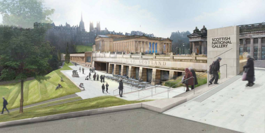 Scottish National Gallery Building Renewal