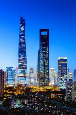 Shanghai Tower Building China