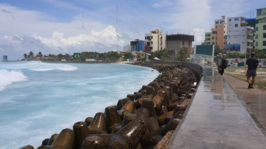Shivaji Competition Male Seawall Maldives