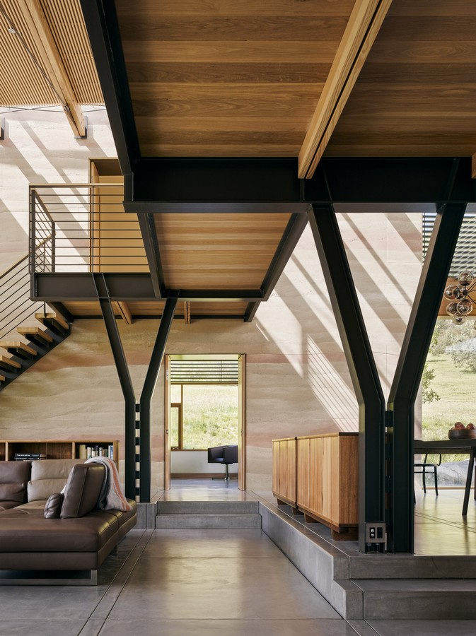 Spring Ranch In Hollister E Architect