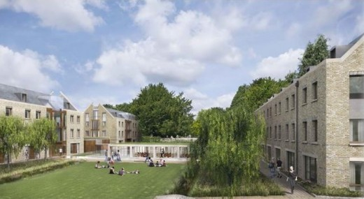Oxford Student Housing by TP Bennett
