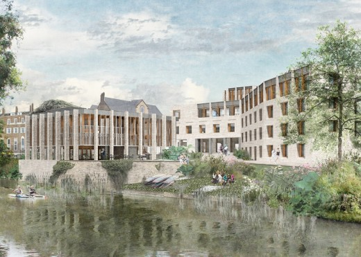 St Hilda's College, Oxford gort-scott-1
