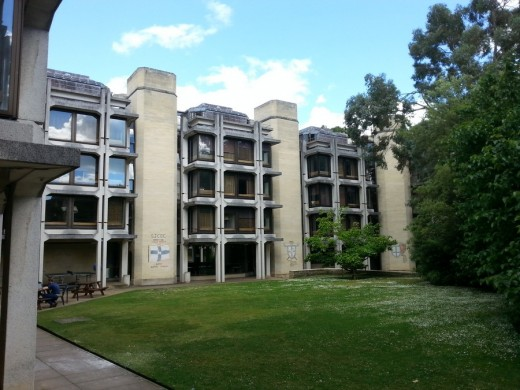 St John's College Oxford Architecture Tours