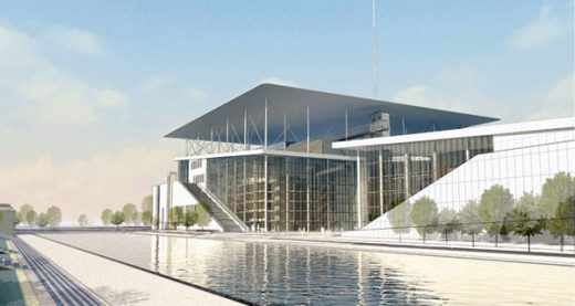 Stavros Niarchos Foundation Cultural Center Athens