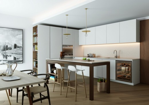 New White City property by AHMM
