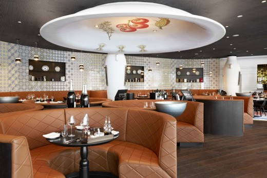 Swiss Hotel Interior by Marcel Wanders