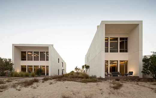 The six Residential House by Fahad Alhumaidi