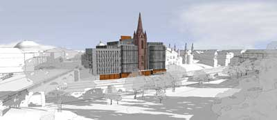 Triple Kirks Aberdeen proposal