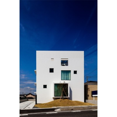 Turn, Turn, Turn house is located in Aichi prefecture