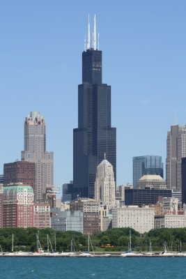 Willis Tower by Michiel van Dijk