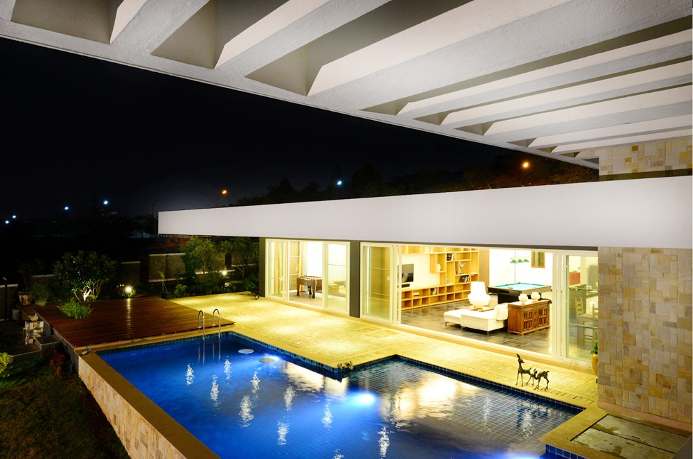 11 k vaks week end house pune building e architect for Architecture design for home in pune
