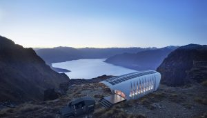 3D-printed structure by SOM