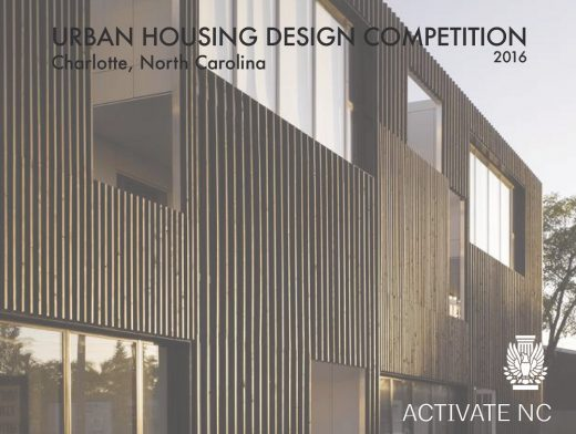 AIA North Carolina Urban Housing Design Competition