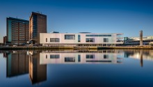 Belfast Waterfront Exhibition and Conference Centre by Todd Architects