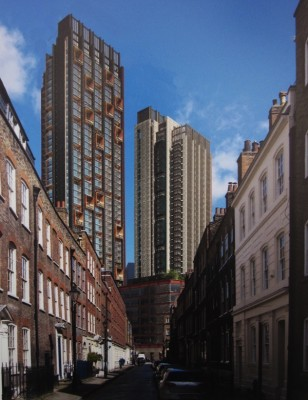 Bishopsgate Goodsyard Development