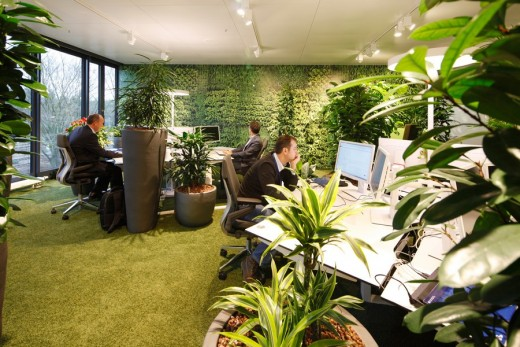 easyCredit Haus Germany headquarters by Evolution Design Architects