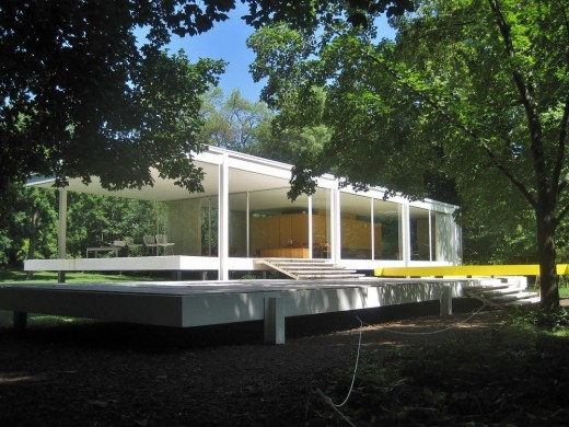 Farnsworth House, Plano