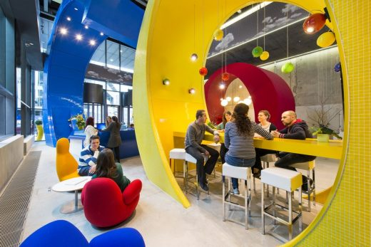 Google Ireland offices