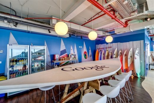 google office in uk. google israel, spectacular 8\u0027000 m2 office in tel aviv, is an incredibly inspiring and innovative work environment for google\u0027s ever growing teams of uk