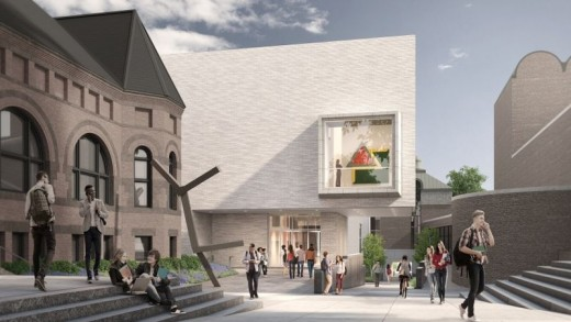 Hood Museum of Art Building Renovation