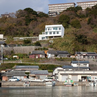 I-house in Sasebo city
