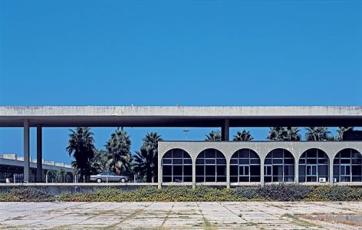 International Fair of Tripoli by Oscar Niemeyer