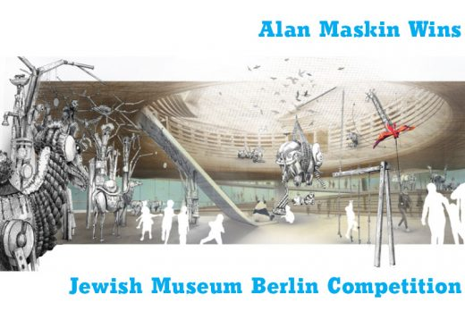 Jewish Museum Berlin Foundation's competition for a new Kindermuseum