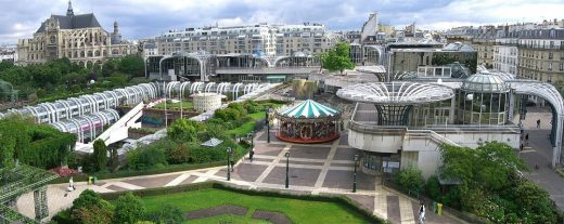 Les Halles in Paris