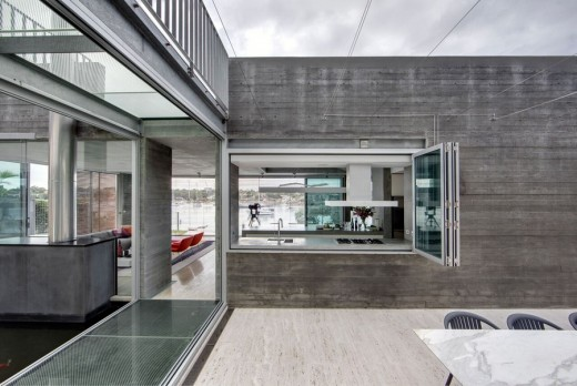 Link House Sydney Waterfront Home