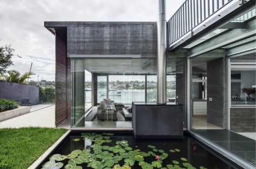 Link House in New South Wales design by Renato D'Ettorre Architects