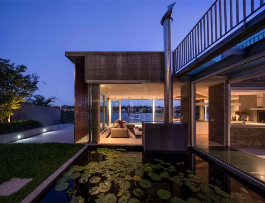Sydney Waterfront Home