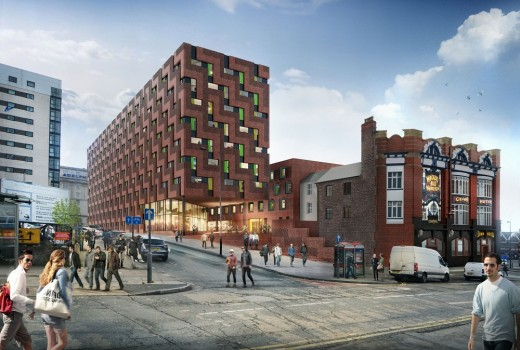 Liverpool Lime Street Redevelopment