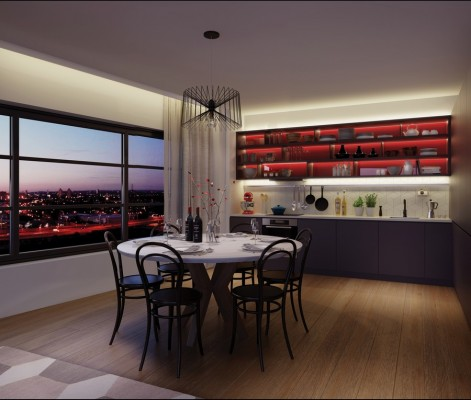 London City Island Apartments