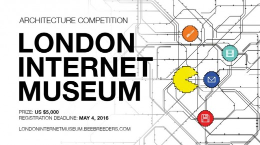London Internet Museum Design Competition