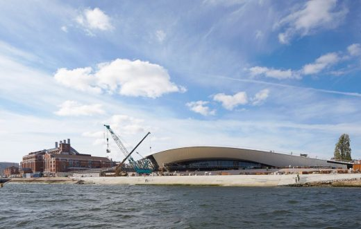 Museum of art architecture and technology in lisbon e for Architecture lisbonne
