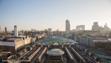Museum of London West Smithfield Design Competition