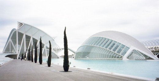 The City of Art and Sciences