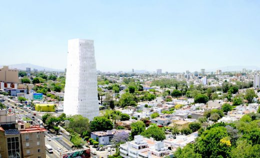 Neruda Tower in Guadalajara by SANAA