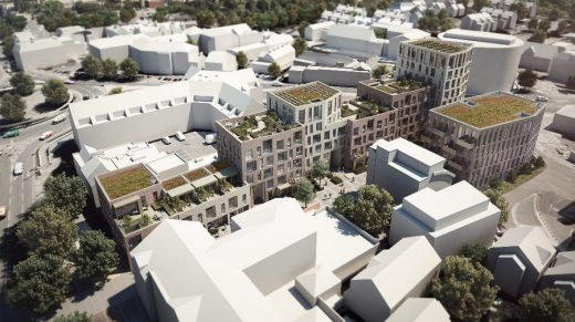 Newmarket Road Development