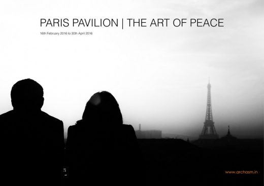 Paris Pavilion the Art of Peace