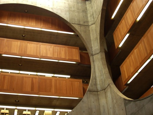 Phillips Exeter Academy Library building